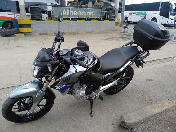 Moto Twister 250 2019 Full