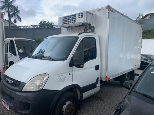 Iveco Daily Chassi 35s14 2013/2014
