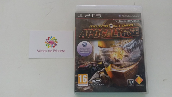 Motorstorm Apocalypse Ps3 Playstation 3