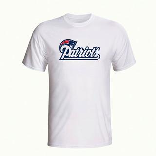 Camisa New England Patriots Nfl Estampada Camiseta