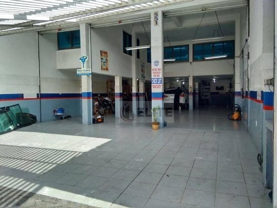 Salão Comercial Santo André - Sl0081