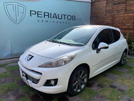 Peugeot 207 Rc 2010 Credito