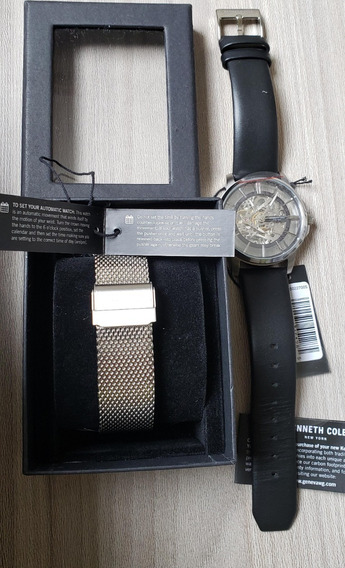 Novo Relógio Kenneth Cole New York Série Especial