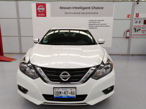 Nissan Altima Exclusive V6 2017 Financiado