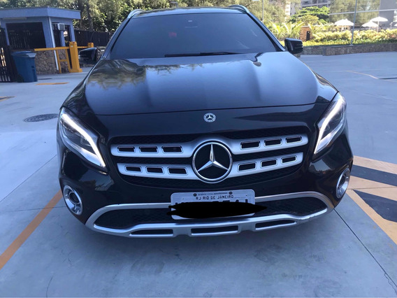 Mercedes-benz Classe Gla 1.6 Enduro Turbo Flex 5p 2018