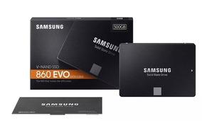 Ssd Samsung 860 Evo Sata3 500gb - Pronta Entrega