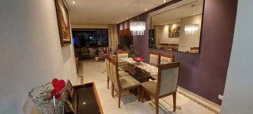Imagem 1 de 30 de Apartamento Com 3 Dormitórios À Venda, 114 M² Por R$ 590.000,00 - Vila Zanardi - Guarulhos/sp - Ap0885