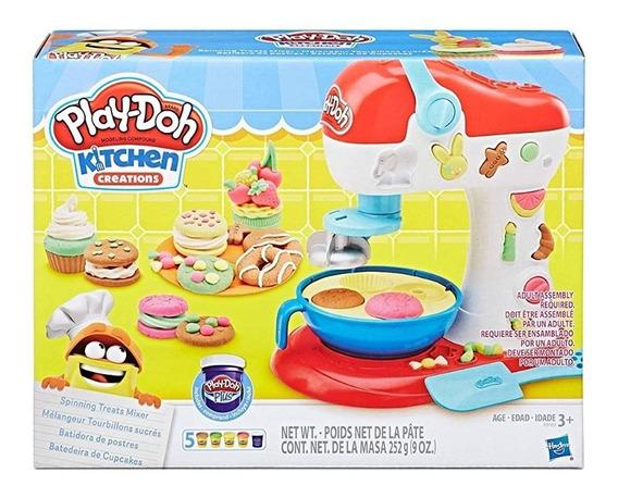 Play Doh Batidora De Postres Original