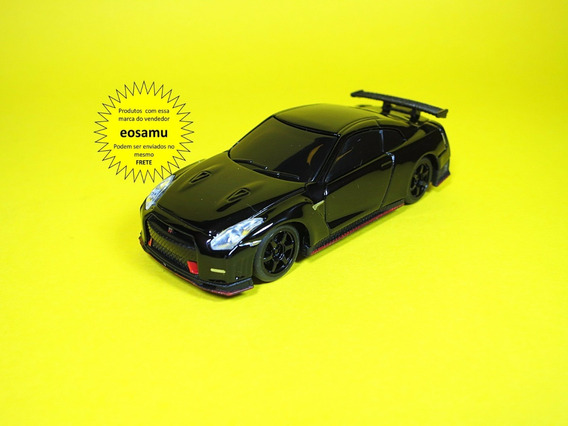 Nissan Gt-r Nismo R35 Jdm Premium Collection Loose Ucc 1/64