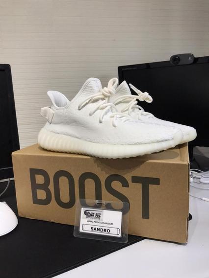 adidas Yeezy Boost 350v - Triple White - Original