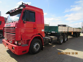 Scania R113 360 Top Line Carreta Vanderleia 14.8m