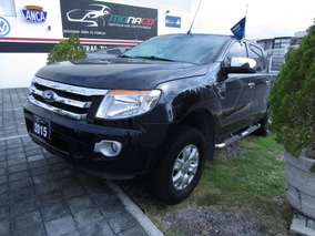Ford Ranger 2.5 Xlt 164 Hp Cabina Doble 4x2 Mt 2015