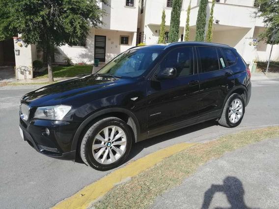 Bmw X3 35ia V6 Biturbo Top Line Todo Pagado 2019