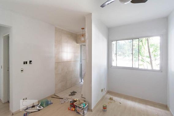 Apartamento À Venda - Brooklin, 1 Quarto, 40 - S893029158