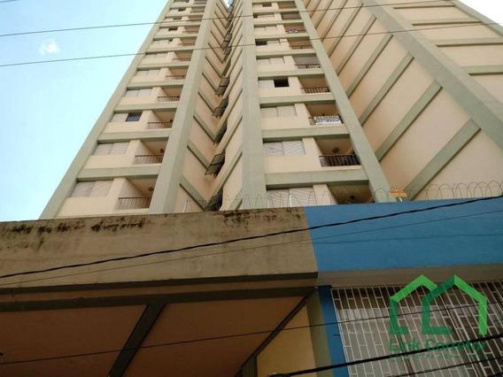 Apartamento Com 1 Dormitório À Venda, 54 M² Por R$ 187.000,00 - Centro - Campinas/sp - Ap0690