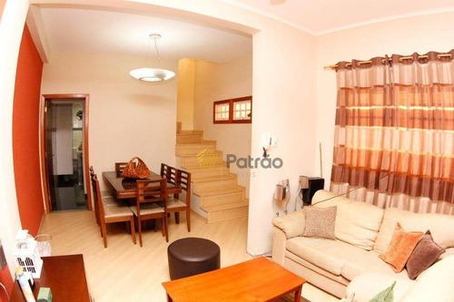 Sobrado Com 3 Dormitórios Para Alugar, 180 M² Por R$ 4.200,00/mês - Saúde - São Paulo/sp - So0589
