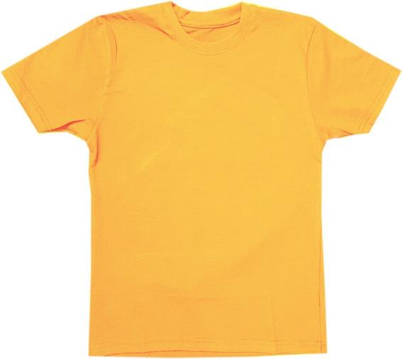 Remeras Niños Colegial 100% Algodon 20/1-p Talle 1-2-4-6-8