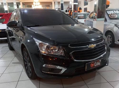 Imagem 1 de 6 de Chevrolet Cruze 1.8 Lt 16v Flex 4p Automático