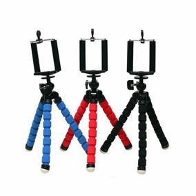 Mini Tripe Articulavel Flexivel P/cameras Celulares