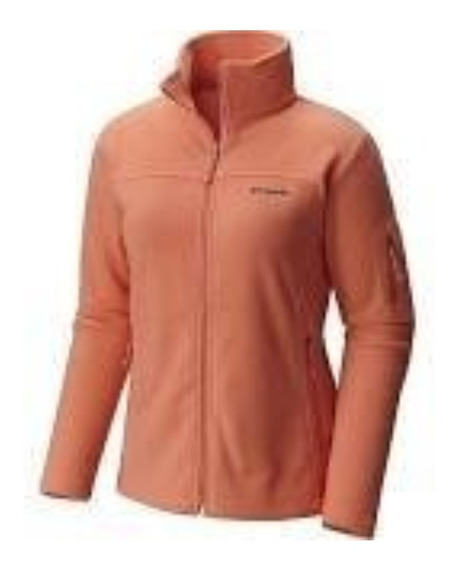 Campera Columbia Fast Trek Full Zip Dama Polar