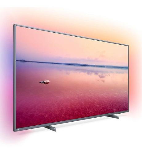 Imagen 1 de 7 de Smart Tv 4k 65 Pulgadas Philips 65pud6794/77 Uhd Ambilight