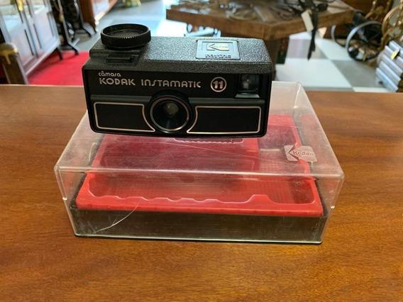 Câmera Fotográfica Kodak Instamatic 11 Antiga