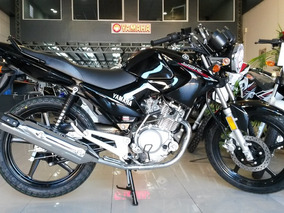Yamaha Ybr 125 Ed Full Yamasan Crédito Sólo Dni 100%
