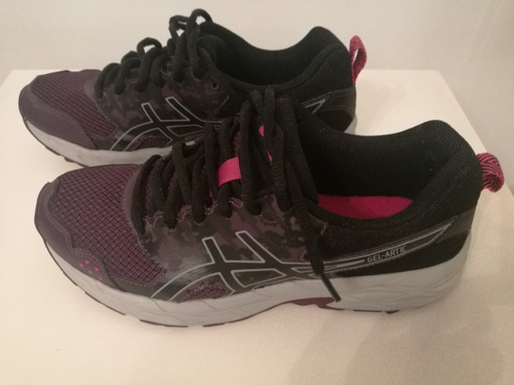 Zapatillas Asics Mujer Talle 36 De Argentina . Impecables!