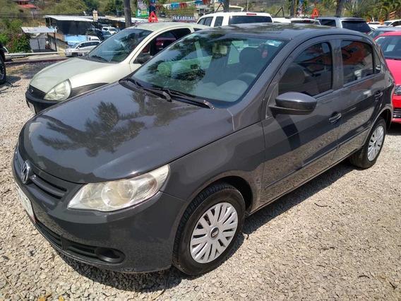 Volkswagen Gol 1.6 Trendline 5vel Aa Mt 4 P 2012