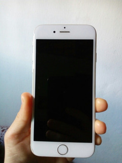 iPhone 6 Prata 16gb