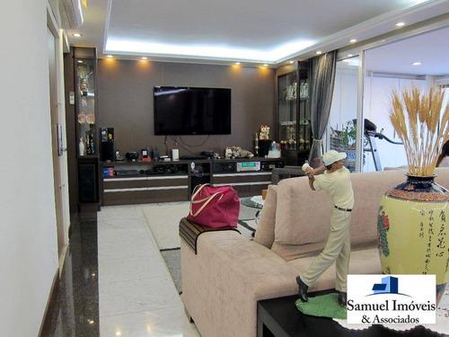 Imagem 1 de 20 de Apartamento Com 4 Dormitórios À Venda, 245 M² Por R$ 2.960.000,00 - Vila Mariana - São Paulo/sp - Ap2972