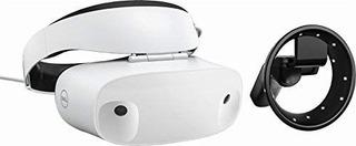Dell - Visor De Auriculares Y Controladores De Realidad Vir
