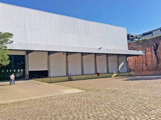 Galpão 10.600 M2 Jardim Alvorada Jandira - 2734