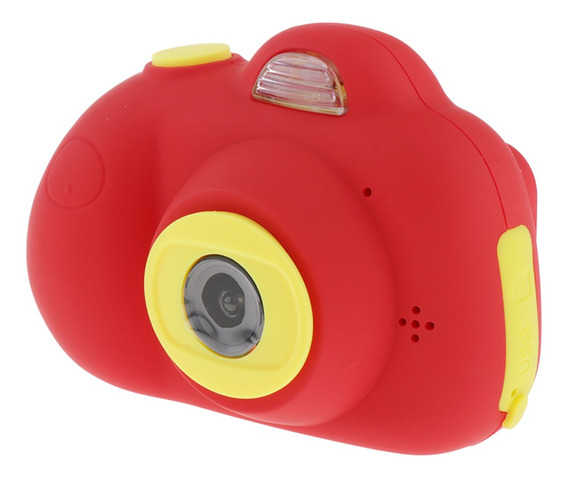 Conjunto De Câmeras Slr Digital Crianças, Tela Hd De 2 Poleg