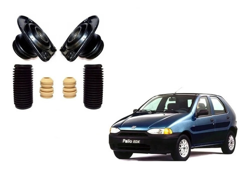Kit Coxim Dianteiro Fiat Palio 1996 1997 1998 1999 2000