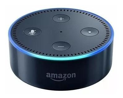 Echo Dot Amazon Alexa 2ª Geração (vitrine)
