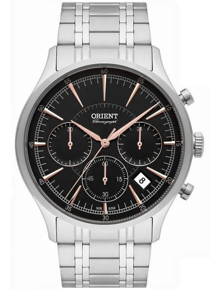 Relógio Masculino Orient Mbssc188 G1sx Barato Original