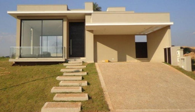 Casa Em Condomínio Villas Do Golfe, Itu/sp De 268m² 3 Quartos À Venda Por R$ 1.350.000,00 - Ca231525