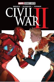 Marvel Grandes Eventos Civil War Ii Marvel Comics
