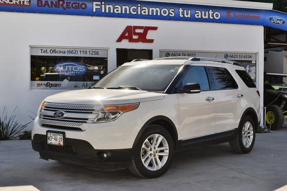 Ford Explorer //xlt Aut // 2012