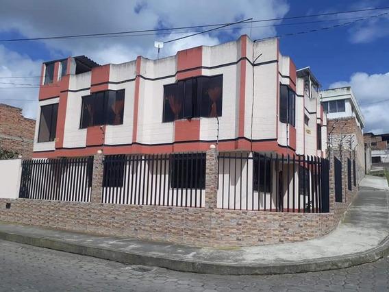 Vendo Casa En Tulcan Carchi