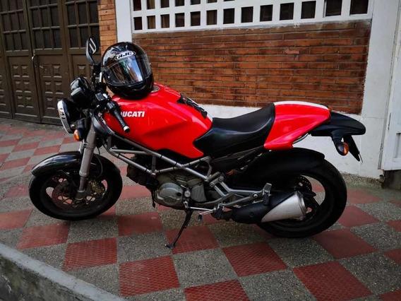 Ducati Moster Dark