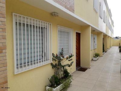 Casa Em Condomínio Para Venda Em São Paulo, Vila Guilhermina, 3 Dormitórios, 1 Suíte, 2 Banheiros, 2 Vagas - 3456789e