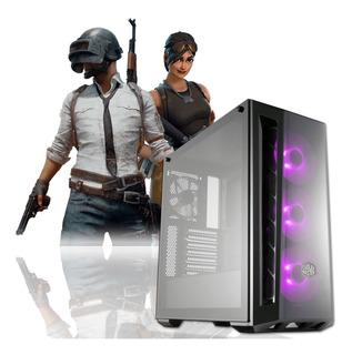 Pc Gamer Intel Pentium G5400 + 8gb Fury + Ssd+ Rgb + Gt 1030