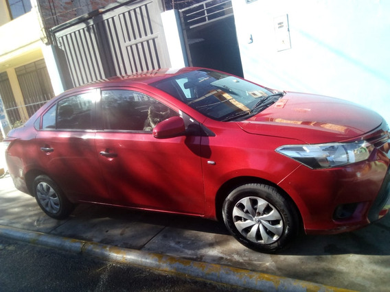 Vendo Toyota Yaris Del 2016 - 35000 Soles Negociable