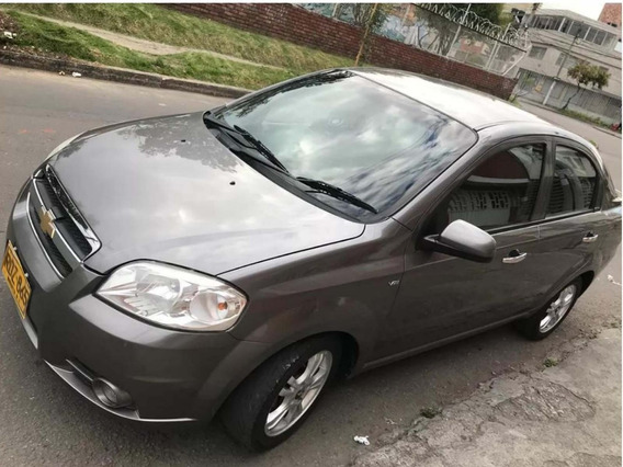 Aveo Emotion 2011 Doble Airbag Abs Sedan 1.6 Full Equipo Aa