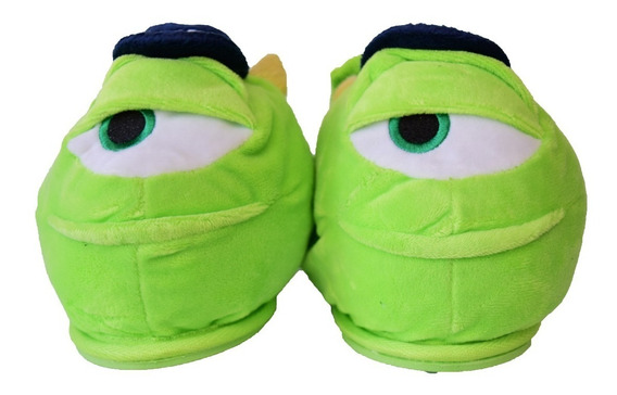 Pantuflas Addnice Mike Monsters Inc