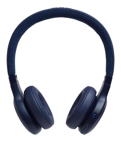 Imagen 1 de 5 de Audífonos inalámbricos JBL Live 400BT azul