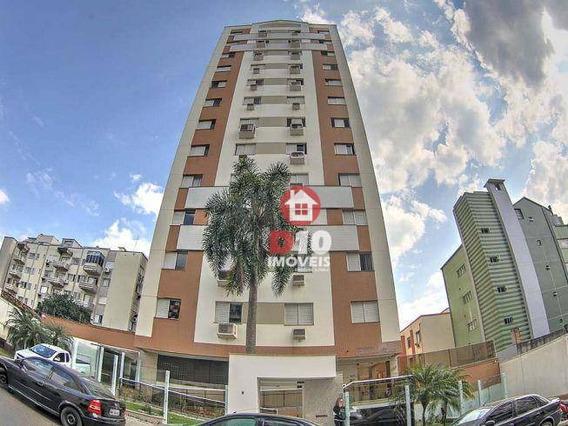 Apartamento À Venda Por R$ 411.780,00 - Centro - Criciúma/sc - Ap1466