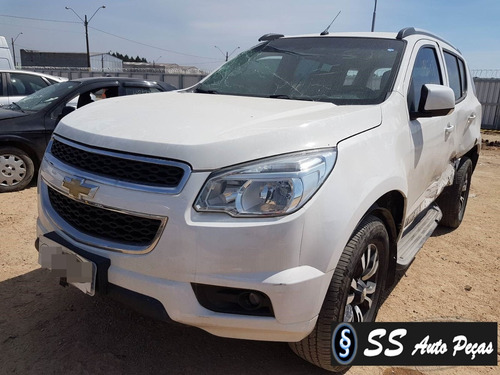Sucata Chevrolet Trailblazer 2016 - Somente Retirar Peças